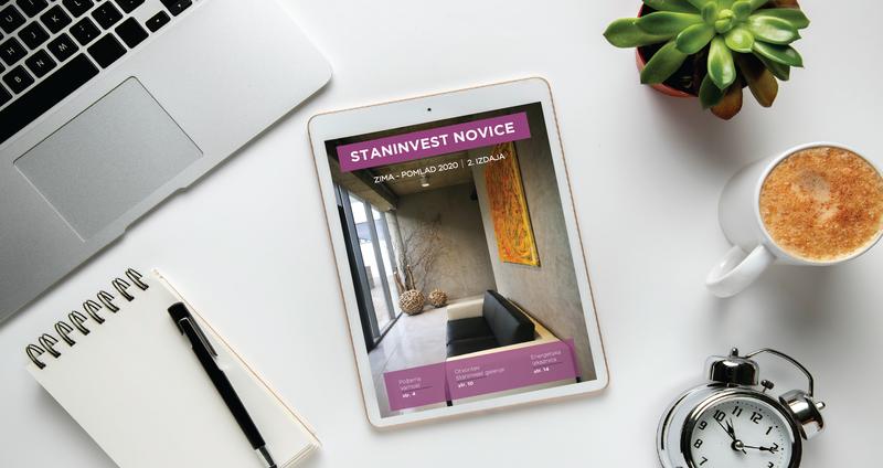 Nova izdaja Staninvest novic