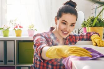 Kako premagati prah v stanovanju?