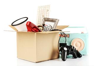 Koliko stvari, ki jih ne uporabljate se vam potika doma?