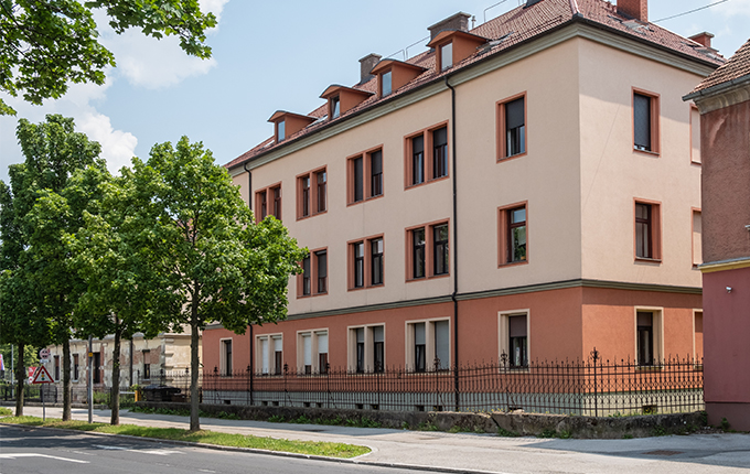 Gorkega ulica, Maribor