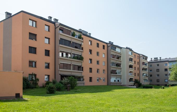 Markovičeva ulica - Ulica Goceta Delčeva, Maribor