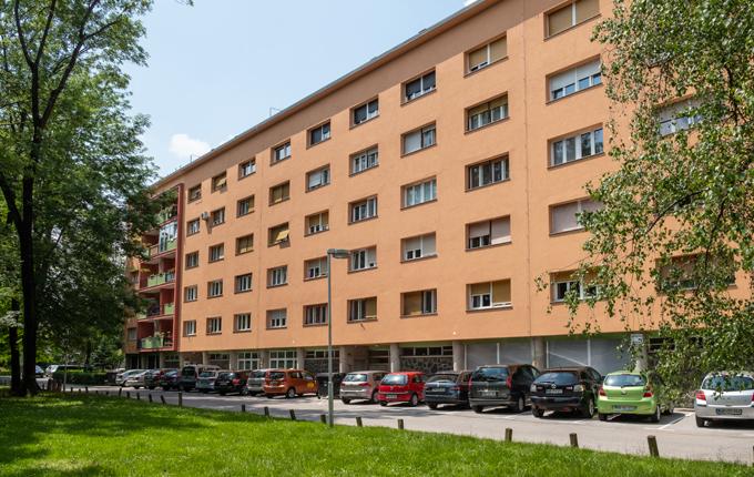 Pupinova ulica, Maribor