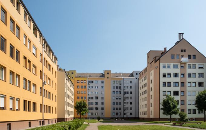 Ruska ulica - Štrekljeva ulica - Ulica Šercerjeve brigade, Maribor
